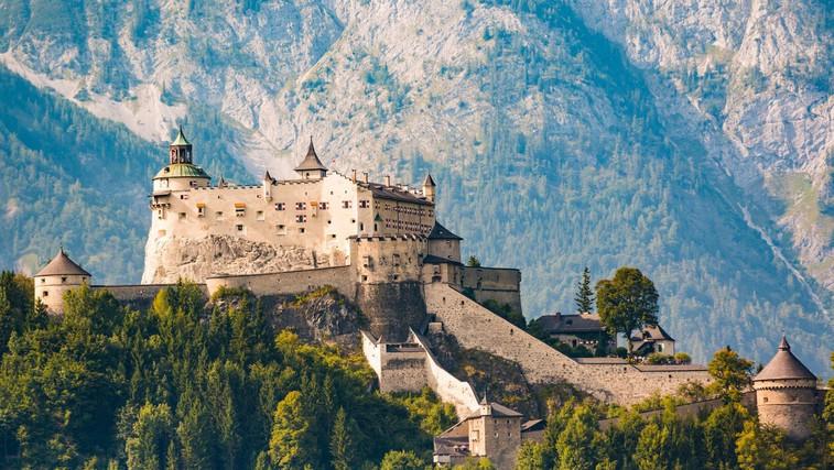 FOTO: Najlepši gradovi Avstrije (foto: Profimedia)