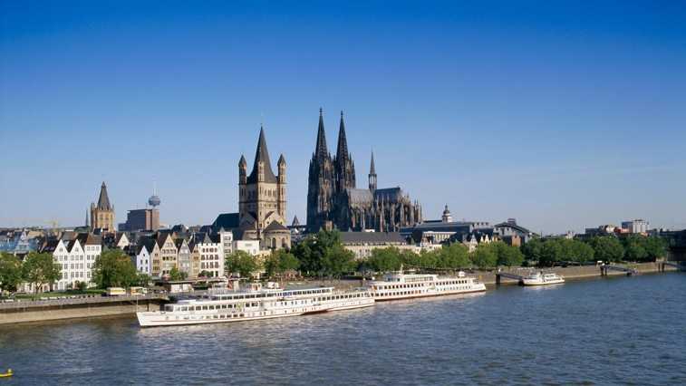 Köln - sprehodite se skozi živahno mesto (foto: Profimedia)