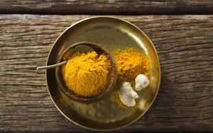 5 zdravilnih učinkov kurkume