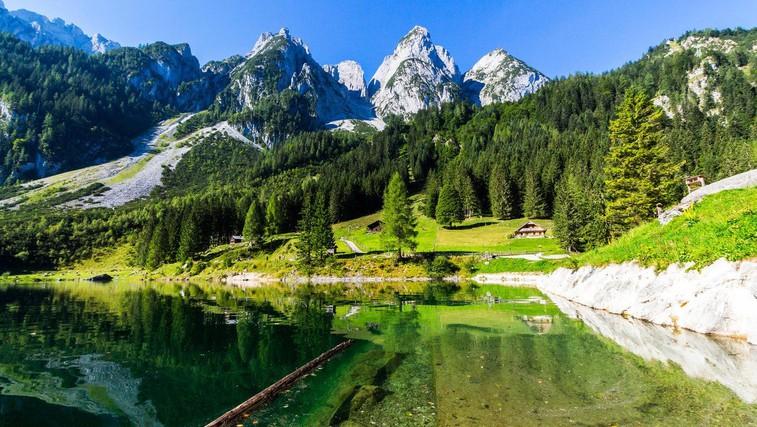 Ideje za spomladanske izlete: Top 5 avstrijskih (gorskih) jezer (foto: profimedia)