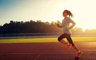 12 načinov, kako med tekom porabiti več kalorij