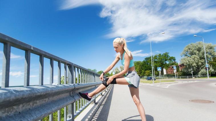 Možni vzroki tekaških poškodb (foto: profimedia)