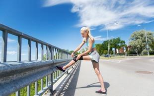Možni vzroki tekaških poškodb