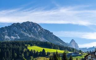 Raziščite salzburško planinsko pot