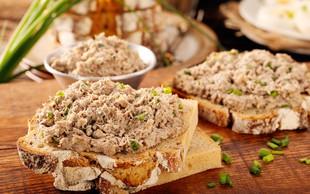 Primerjalno ocenjevanje: Kako kakovostne so tunine paštete?