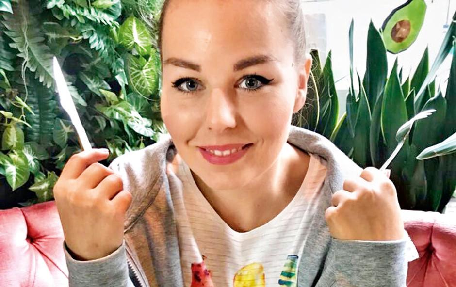 Sandra Salihović (Mavrica okusov): Nikoli ni prepozno za zdravo prehranjevanje (foto: Osebni arhiv)