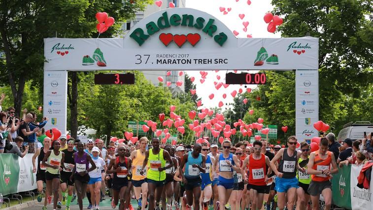 38. maraton treh src - Najbolj srčen maraton v Sloveniji (foto: profimedia)