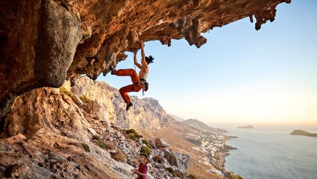 8 dobrih razlogov, zakaj bi se morali preizkusiti v prostem plezanju (foto: Shutterstock)