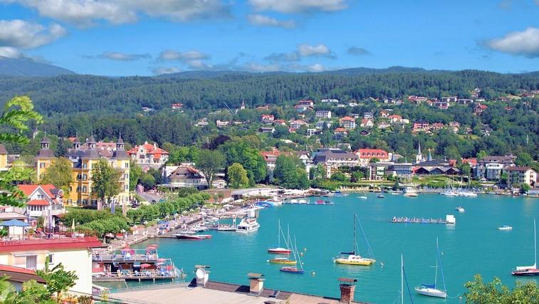 Vikend izlet: Pridih Sredozemlja ob Vrbskem jezeru (z obiskom Minimundusa) (foto: Profimedia)