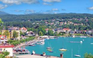 Vikend izlet: Pridih Sredozemlja ob Vrbskem jezeru (z obiskom Minimundusa)