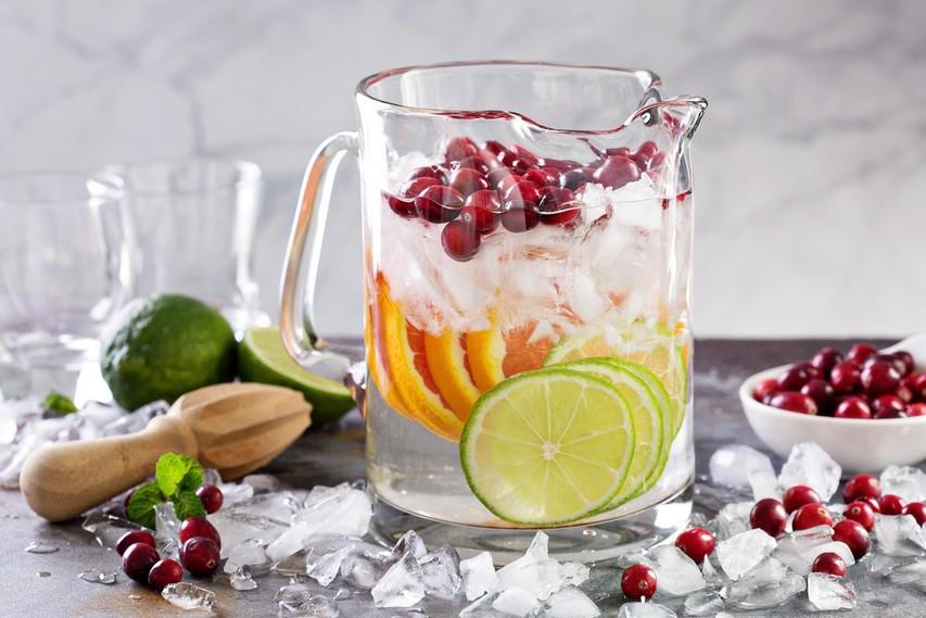 4 triki za pripravo vode z okusom in okusni recepti