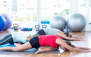 5 položajev, s katerimi sprostite napetost v bokih