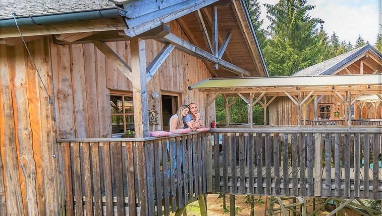 Za vse pustolovske navdušence: Nepozabne počitnice v hotelu med drevesi (foto: Facebook/Baumkronenweg)