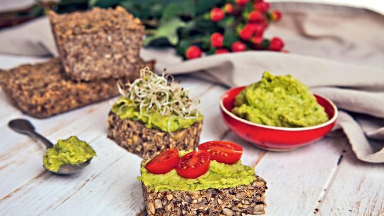 Zeleni prigrizek: Čemažev humus (foto: Profimedia)