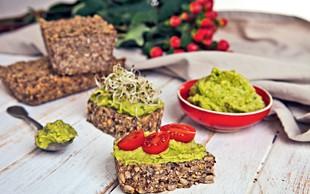 Zeleni prigrizek: Čemažev humus