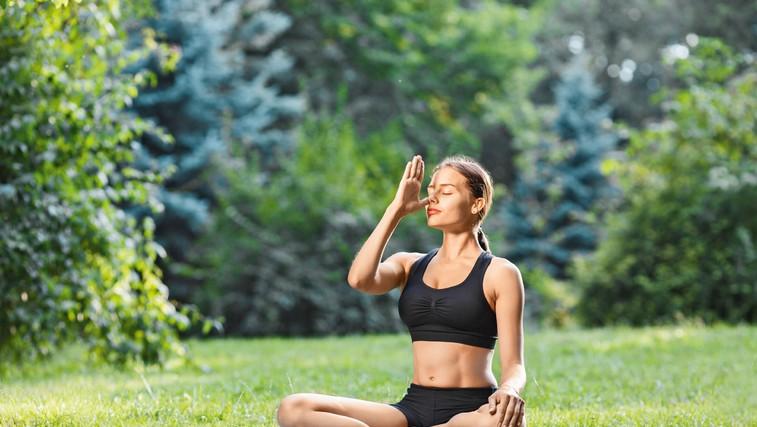 4 dihalne vaje za začetnike: s pravilnim dihanjem nad stres (foto: shutterstock)