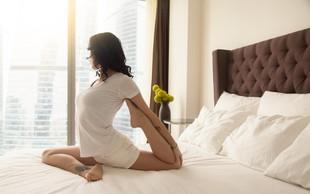 Kako (p)ostati jutranji telovadec?