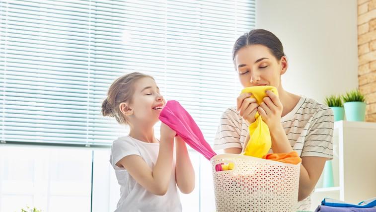 Do 100 dni vonja po sveže opranem!* (foto: Shutterstock)