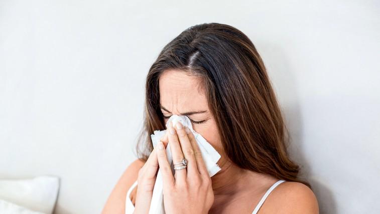 Ko vse cveti, se pojavi največ alergij (foto: Profimedia)