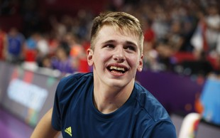Luka Dončić: Nasmeh mladeniča, ki je očaral in osvojil Evropo