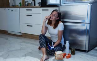 Kako bodo obroki po šesti oziroma osmi uri zvečer vplivali na pridobivanje telesne teže?