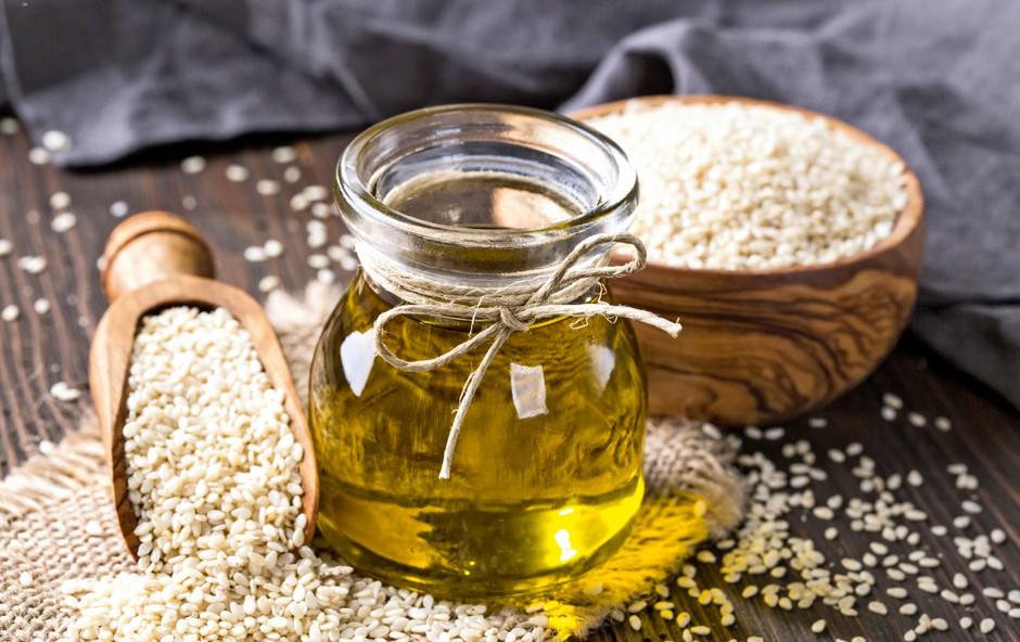 Sezam pomaga tudi v boju proti stresu (foto: Shutterstock)