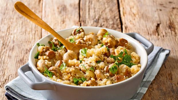 Kvinoja: Žito, ki to ni (foto: shutterstock)