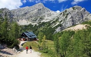 Odprte planinske koče – od 20. aprila 2007 dalje