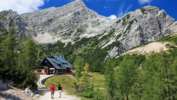 Odprte planinske koče – od 20. aprila 2007 dalje (foto: Profimedia)