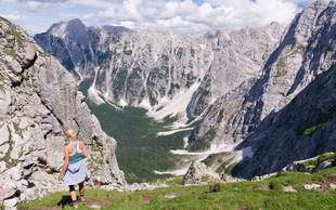 Ko potrebujete odklop od dolinskega življenja, se odpravite v gorski svet