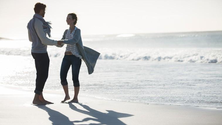 Na kakšen način izražate ljubezen v razmerju? (foto: profimedia)
