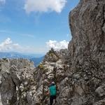 Ideja za izlet: Cima del Cacciatore - kjer se kar vrstijo lepi razgledi (foto: Osebni arhiv)