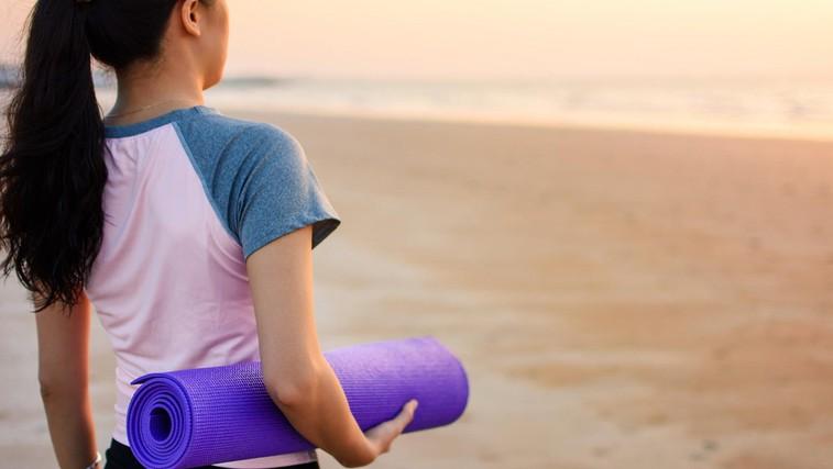 Ko se pripravljate na počitnice, ne pozabite na vadbo (foto: profimedia)