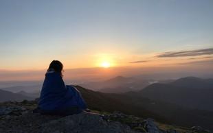 Takšna so jutra na 2000 metrih nadmorske višine (izkušnja naše avanturistke Sabine)