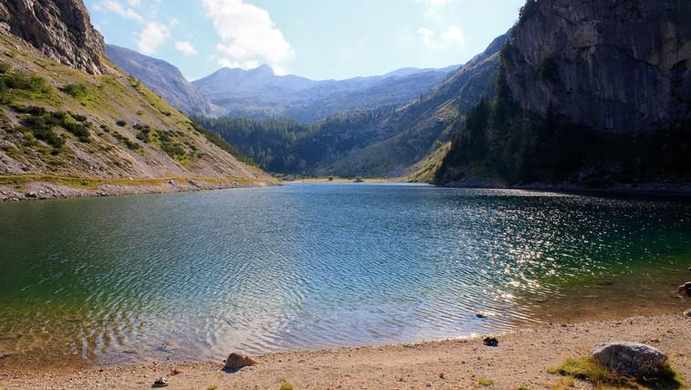 Ideja za izlet: Krnsko jezero (foto: profimedia)