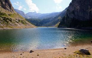 Ideja za izlet: Krnsko jezero