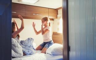 7 aktivnosti, ki jih lahko počnete z otroki v mrzlih in deževnih dnevih