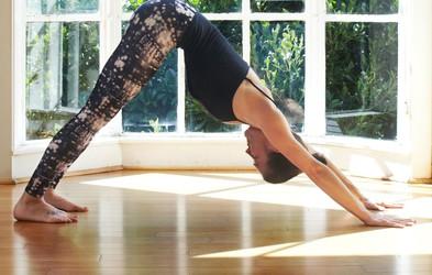 5 jogijskih vaj, ki bi jih moral izvajati vsak tekač
