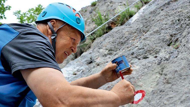Večji obisk gora,  več pozornosti za varnost planincev (foto: Manca Čujež)