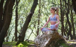 Meditirate v naravi? Preberite, zakaj bi morali!