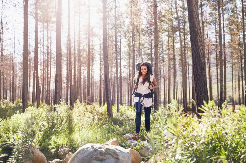 Kaj nas pohodništvo uči o življenju?