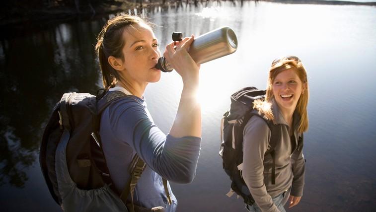 7-dnevni izziv: Koliko vode spijete dnevno? (foto: Profimedia)