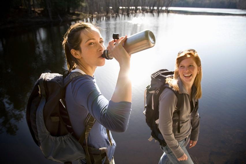 7-dnevni izziv: Koliko vode spijete dnevno?