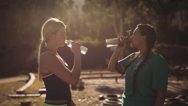 Česa se morate držati, ko poleti opravljate vadbo? (foto: profimedia)