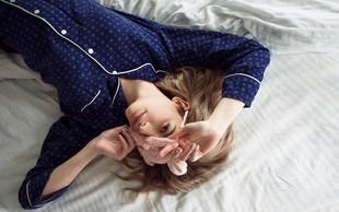 Motnje spanja niso hec!