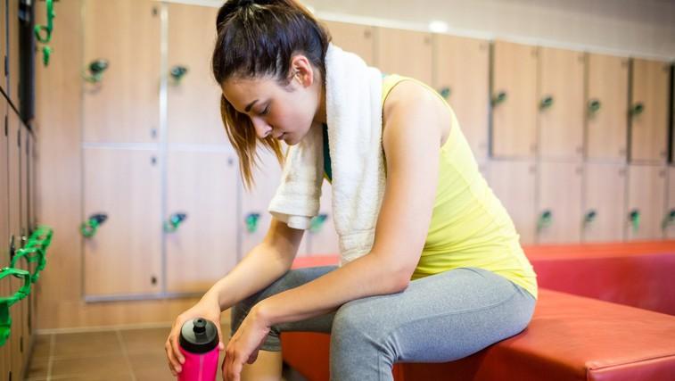 3 stvari, ki jih morate narediti takoj po koncu vadbe (foto: Profimedia)