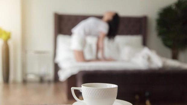 Jutranja telovadba v postelji (+ recepta za 2 okusna napitka, ki dopolnita zajtrk) (foto: profimedia)