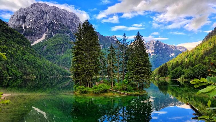 Ideja za izlet: Rabeljsko jezero (foto: Ana Vehovar)