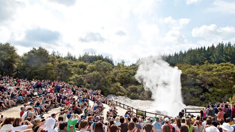Kje špricajo najbolj slavni gejzirji (foto: Shutterstock)