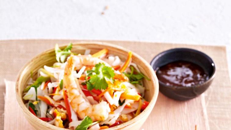 Za ljubitelje morske hrane: testenine z rakci (foto: Profimedia)